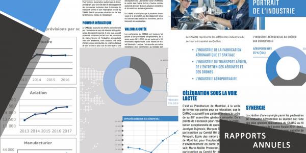 CAMAQ - Rapports Annuels